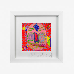 10259-studioa-10x8withmat-skull-lisa-scott