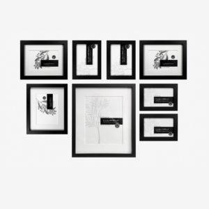 Kauri Wall of Frames