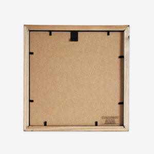 """Shadow Box Frame with 4x4"""" Mat"""