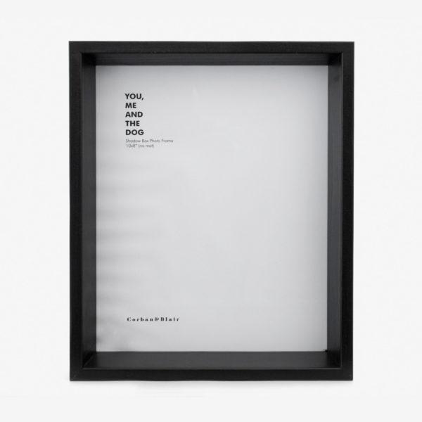 """Shadow Box Frame 10x8"""""""