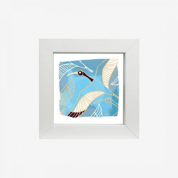 "4x4"" Framed Print, Murrgumurrgu by Lucy Simpson"