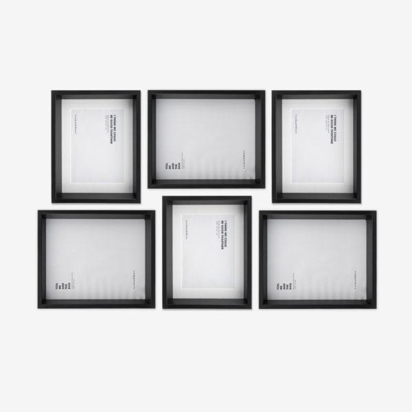 Maheno Wall of Frames