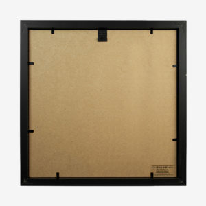 """Box Frame Square 14x14"""" With 10×8″ Mat"""
