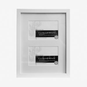 """Twin Slim Box Frame with 6x4"""" mat"""