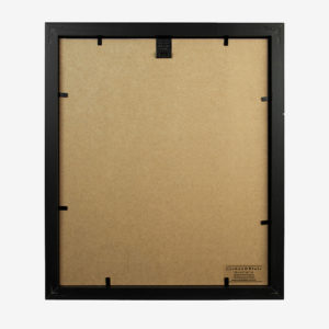 "Box Frame 14x12"" With 10×8″ Mat"