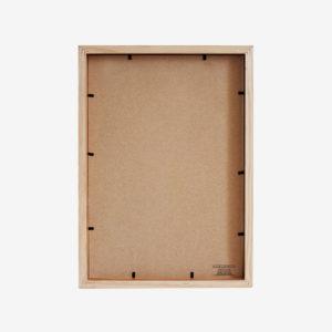 A4 Flat Certificate Frame (No Mat)