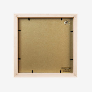 4x4 mat Slim Box Frame natural