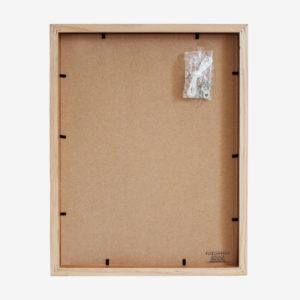 A3 mat Slim Box Frame natural