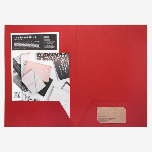 91140-A4-2-pocket-folder-red-1