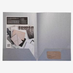91150-A4-2-pocket-folder-silver-1
