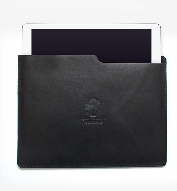SVO-leather-tablet case black