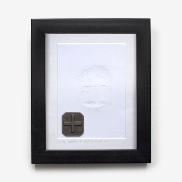 Artifact-cross-6x8-box-black