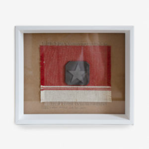 Artifact-star-10x8-shadow-box-white