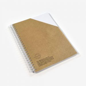 Recycled A5 Journal Refill - Plain