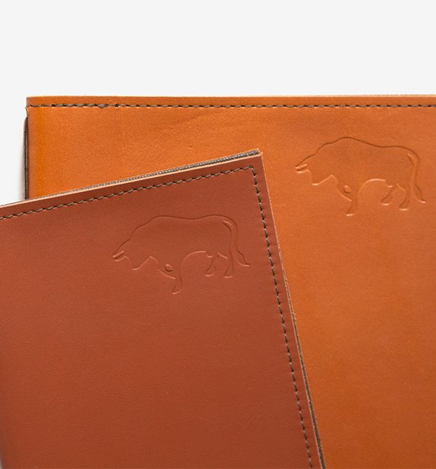 Steersons Menu Set genuine leather