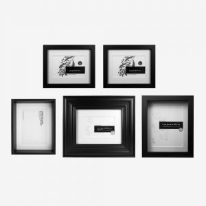 Limited Edition Wall of Frames