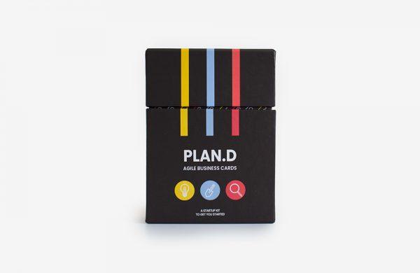 Plan.D Agile business cards