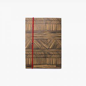 A6 Kraft Notebook, Wagibaa – Lucy Simpson Collaboration