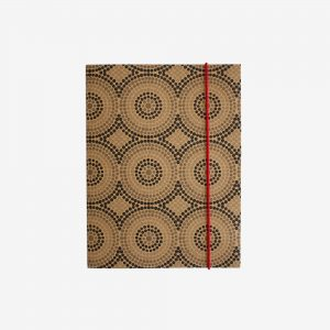 A5 Kraft Notebook, Thuyul - Thomas Avery Collaboration