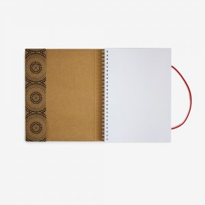 A5 Kraft Notebook, Thuyul - Thomas Avery Collaboration