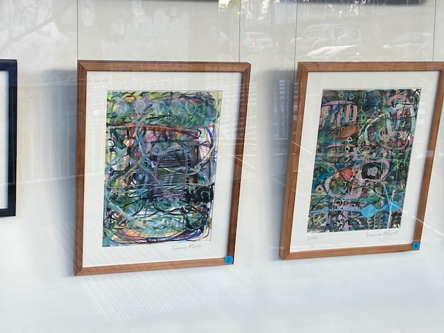 Window gallery NO.4 Lawrence Mcdonell